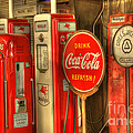 Bob Christopher - Vintage Gasoline Pumps...