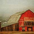 Theresa Tahara - Vintage Red Barn