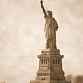 RicardMN Photography - Vintage statue of Liberty