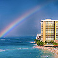 Tin Lung Chao - Waikiki Rainbow