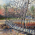 Janet Felts - Walking Bridge