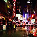 Miriam Danar - Walking in Times Square