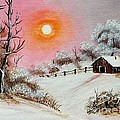 Barbara Griffin - Warm Winter Day after...