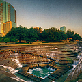 Joan Carroll - Water Gardens Active Pool