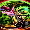 Annie Zeno - Water Lily Abstract Art