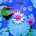 Ann Johndro-Collins - Water Lily I