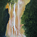 David Kacey - Waterfall Canyon