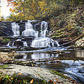 Debra and Dave Vanderlaan - Waterfall in the Smokies