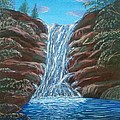 Mehveen Khan - Waterfall