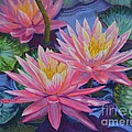 Fiona Craig - Water Lilies 1