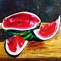 Alena Rumak - Watermelon