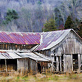 Kathy Jennings - Weathered Barn