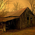 Nina Fosdick - Weathered Barn