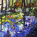 Ginette Callaway - Wetland Reflections...