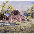 Barry Jones - Whiteville Barn