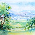 Trudi Doyle - Wicklow Landscape in...