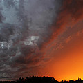 Ryan Crouse - Wild Storm Clouds over...
