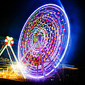 Bill Cannon - Wildwood Ferris Wheel at...