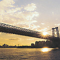 Vivienne Gucwa - Williamsburg Bridge -...