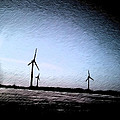 Miss Dawn - Wind Turbines