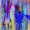 Judy Filarecki - Windmill Abstract...