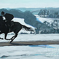 Leigh Banks - Winter Gallops