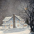 Janine Riley - Winterton silent night