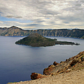 Christine Till - Wizard Island - Crater...