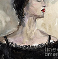 Svetlana Novikova - Woman in black...