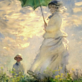 Zeana Romanovna - Woman With Parasol...
