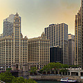 Thomas Woolworth - Wrigley Building East...