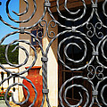 Ella Kaye - Wrought Iron Gated...