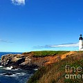 Mel Steinhauer - Yaquina Head Light