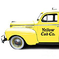 Edward Fielding - Yellow Cab Square