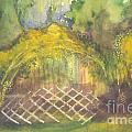 Christina Rahm - Yellow Forsythia...
