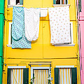 Kari Espeland - Yellow House of Burano
