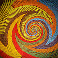 Christy Usilton - Zulu Basket Detail
