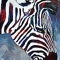 Heather Hancock - Zulu Zebra