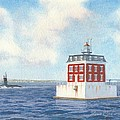Tom Jennerwein - Ledge Light