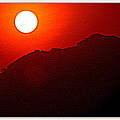 Anand Swaroop Manchiraju - Sun Raise At Himalayas