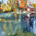 Judy Kowalchuk - Autumn at Decew Falls