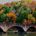 Kathy Long - Autumn Bridge 2