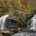 Debra and Dave Vanderlaan - Autumn Cascades