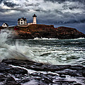 Rick Berk - Autumn Storm at Cape...