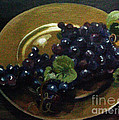 Judith Reidy - Blue Grapes