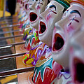 Michelle Wrighton - Carnival of Clowns