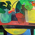 Betty Pieper - Cezanne Potting Stand