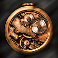 Mike Savad - Clockmaker - Gears