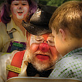 Mike Savad - Clown - Face Painting