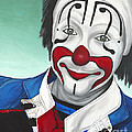 Patty Vicknair - Clown - Billy Ballantine